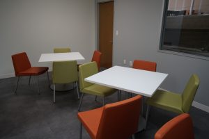 Broussard Group Employee Break Room Design Build